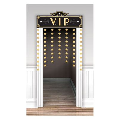 VIP Doorway Curtain