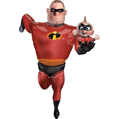 Mr Incredible Air Walker