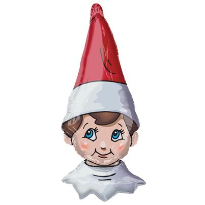Amscan The Elf On The Shelf Foil Balloon