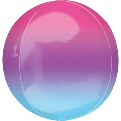 Amscan Ombre Purple & Pink Orbz
