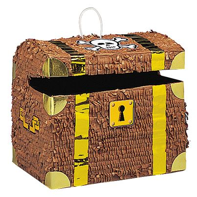 Unique Treasure Chest Pinata