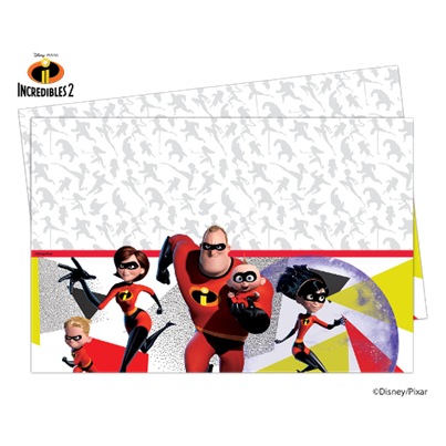 Pioneer Incredibles Tablecover