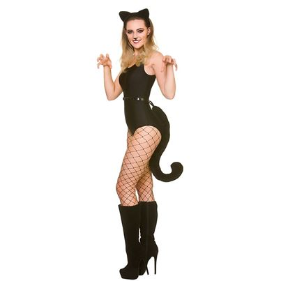 Wicked Cat Ears and Giant Tail