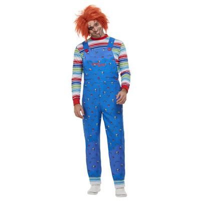 Chucky Adult's Costume