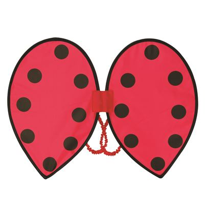 Bristol Novelty Ladybird Wings