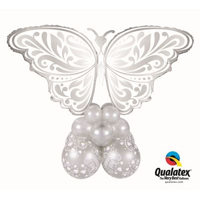 Qualatex Butterfly Super Base (air filled)