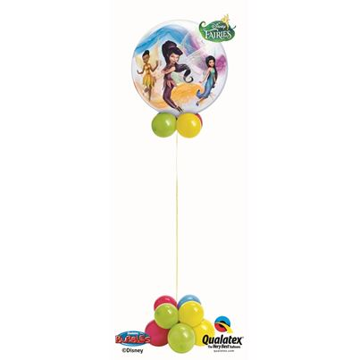 Disney Fairies Bubble Fun Base