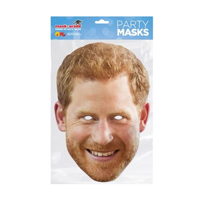 Rubies Prince Harry Face Mask