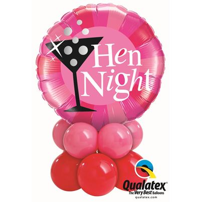 Qualatex Hen Night Mini