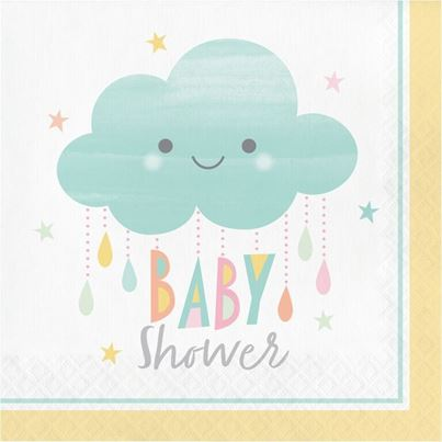 Creative Party Sunshine Baby Lunch Napkin