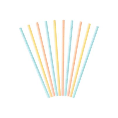 Summer Time Paper Straw selection