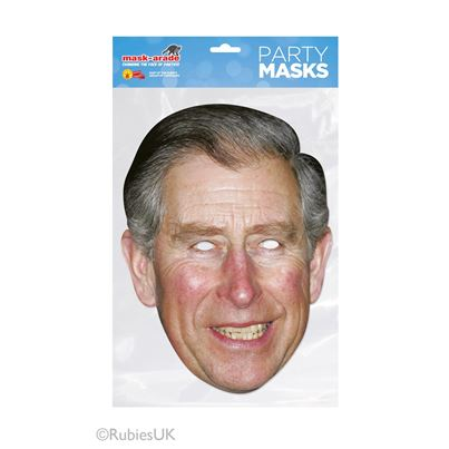 Rubies Prince Charles Face Mask