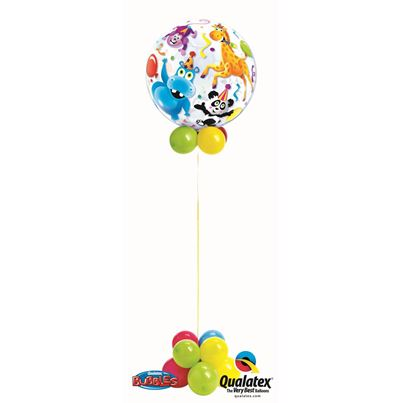 Party Animals Bubble Fun Base
