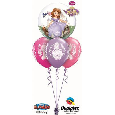 Qualatex Sofia the First Layer Base
