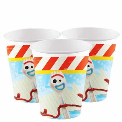 Toy Story 4 Cups 8pk