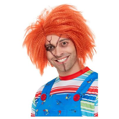 Ginger Chucky Wig