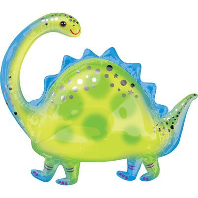 Amscan Brontosaurus Supershape Balloon