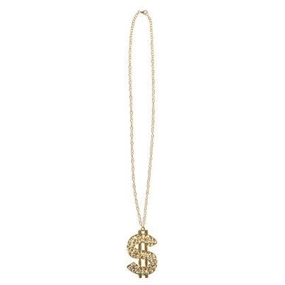 Boland Dollar Sign Necklace