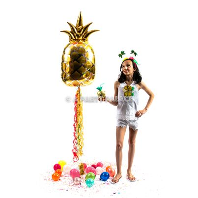 Giant Pineapple Tassel Balloon