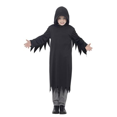 Amscan Skeleton Reaper Childs Costume