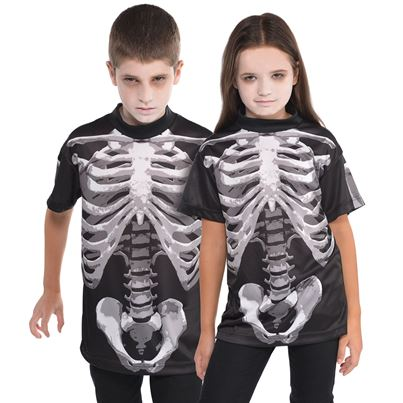 Black and Bone X-Ray Childs' Tshirt