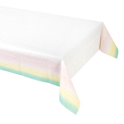Pastel Tablecover