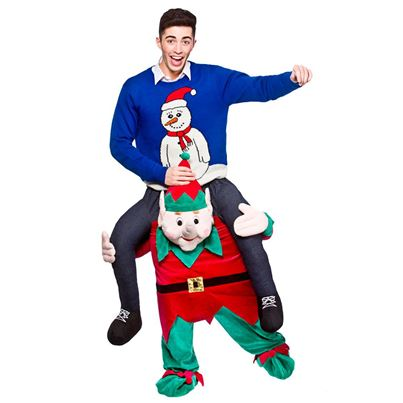 Elf Carry Me