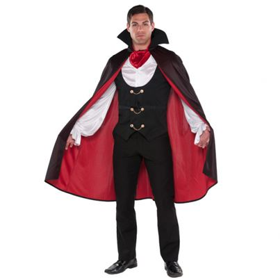 True Vamp Man Costume