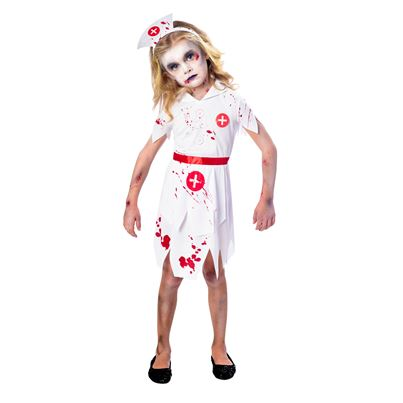 Zombie Nurse Child's Costume