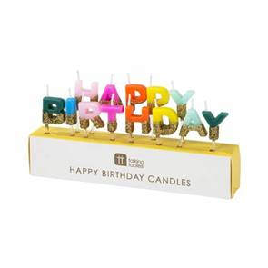 view Candles & Toppers products