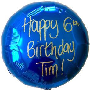 view Personalised Balloons products
