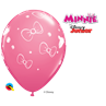 additional image for Disney Minnie Mouse Pink 6pk with Helium