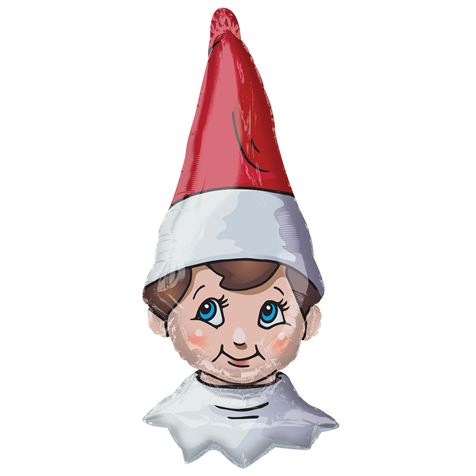 The Elf On The Shelf Foil Balloon