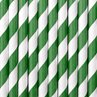 additional image for Dark Green Paper Straws