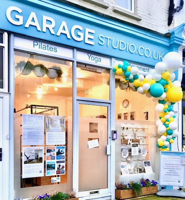 The Garage Studio in East Sheen looking fabulous!