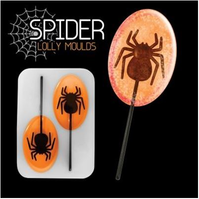 Spider Ice Lolly Mould