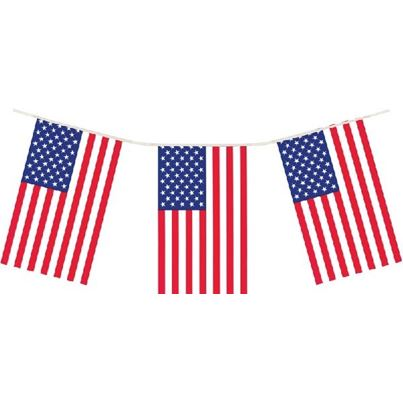 Crosswear USA Bunting 12ft