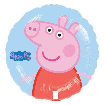 Amscan Peppa Pig Circle Balloon