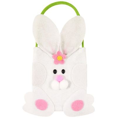 Creative Converting Bunny Felt Treat Bag