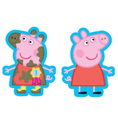 Amscan Peppa Pig Supershape Foil