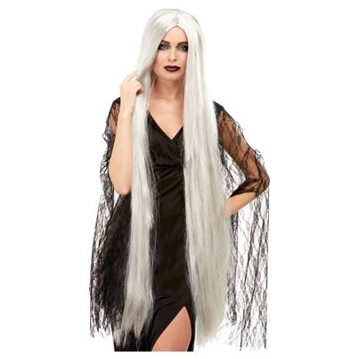 Smiffys Extra Long  Witch's Wig