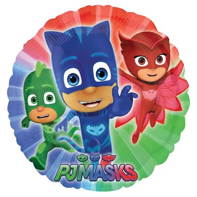 Amscan PJ Masks Circle Balloon