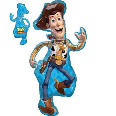 Woody the Cowboy Supershape