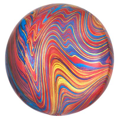 Colourful Marblez Orbz