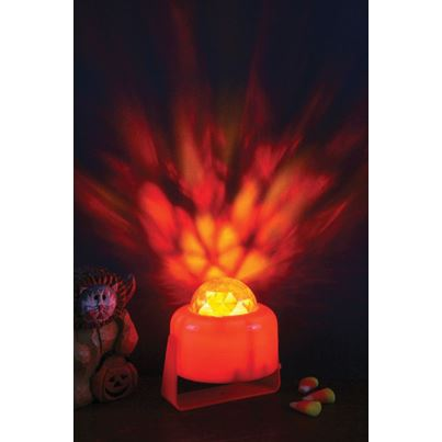 Pumpkin Flame Flicker Light