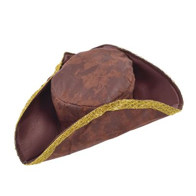 Tricorn Hat Distressed