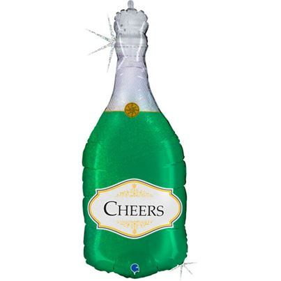 'Cheers' Celebration Supershape
