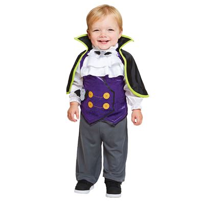 Dinky Dracula Toddler Costume