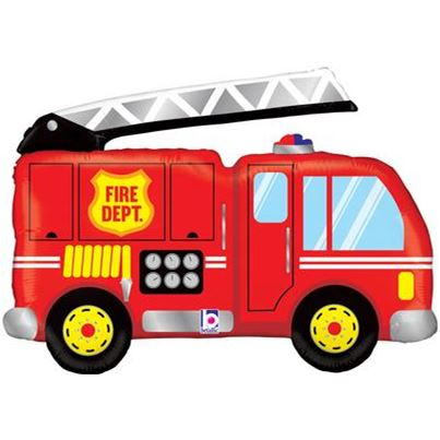 Fire Engine Supershape