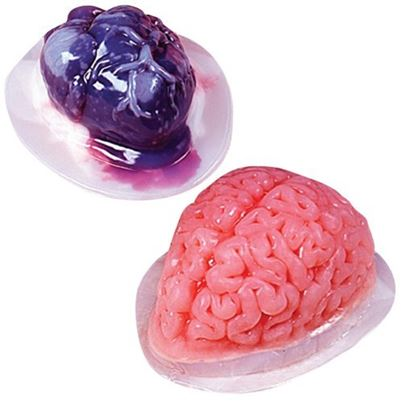 Heart and Brain Mould 2pc